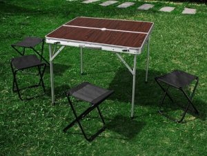 Table-de-camping achat