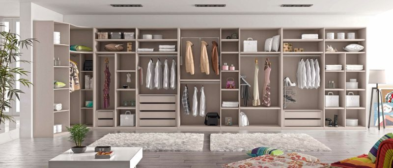 pourquoi choisir un dressing sur mesure. Black Bedroom Furniture Sets. Home Design Ideas